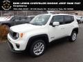 2020 Alpine White Jeep Renegade Latitude 4x4 #136321727