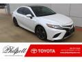 Wind Chill Pearl 2019 Toyota Camry XSE