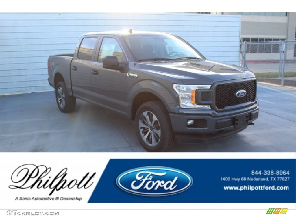 Lead Foot Ford F150