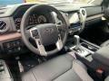 2020 Toyota Tundra Black Interior Interior Photo