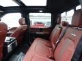 Platinum Unique Dark Marsala Rear Seat Photo for 2020 Ford F150 #136351931