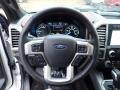 Platinum Unique Dark Marsala Steering Wheel Photo for 2020 Ford F150 #136352012