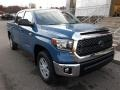 2020 Cavalry Blue Toyota Tundra SR5 CrewMax 4x4 #136342008