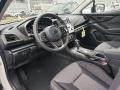 Black Interior Photo for 2020 Subaru Crosstrek #136391661