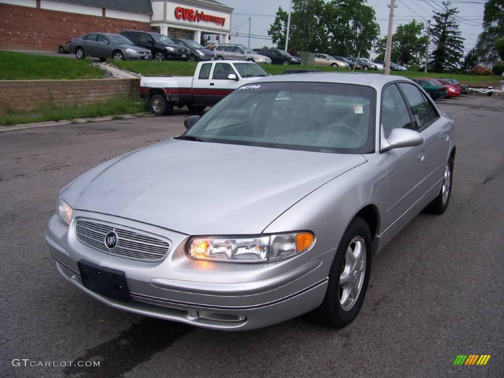 2002 sterling silver metallic buick regal ls 13602588 gtcarlot com car color galleries gtcarlot com