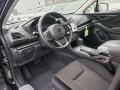 Black Front Seat Photo for 2020 Subaru Crosstrek #136393401