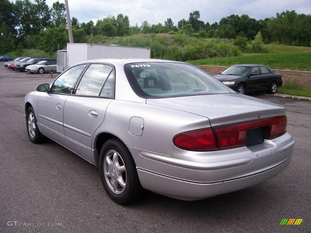 2002 sterling silver metallic buick regal ls 13602588 photo 8 gtcarlot com car color galleries gtcarlot com