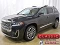Carbon Black Metallic 2020 GMC Acadia Denali AWD