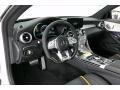 Dashboard of 2020 C AMG 63 S Coupe