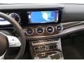 Controls of 2020 CLS 450 Coupe