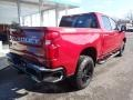 2020 Cajun Red Tintcoat Chevrolet Silverado 1500 Custom Trail Boss Crew Cab 4x4  photo #4