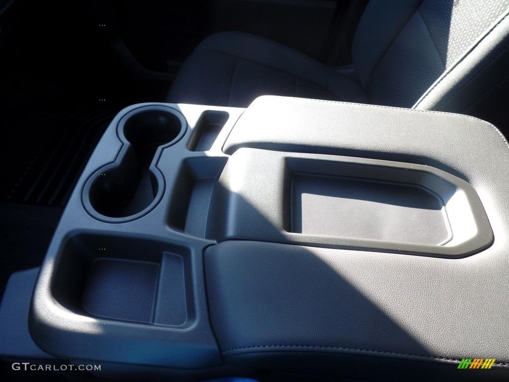 2020 Silverado 1500 Custom Trail Boss Crew Cab 4x4 - Shadow Gray Metallic / Jet Black photo #33