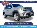 Glacier Metallic 2020 Jeep Renegade Latitude 4x4