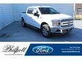 Oxford White 2020 Ford F150 XLT SuperCrew 4x4