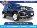 2020 Black Jeep Renegade Latitude 4x4  photo #1