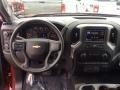 2020 Cajun Red Tintcoat Chevrolet Silverado 1500 Custom Crew Cab 4x4  photo #3