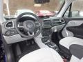 Ski Gray/Black Interior Photo for 2020 Jeep Renegade #136451859