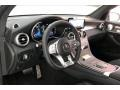 Dashboard of 2020 GLC AMG 43 4Matic Coupe