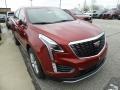 Red Horizon Tintcoat 2020 Cadillac XT5 Premium Luxury AWD