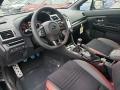 Recaro Ultra Suede/Carbon Black Interior Photo for 2020 Subaru WRX #136456497