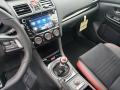 Recaro Ultra Suede/Carbon Black Transmission Photo for 2020 Subaru WRX #136456593