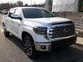 2020 Super White Toyota Tundra Limited CrewMax 4x4 #136442012