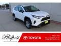 Super White - RAV4 LE Photo No. 1