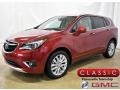 Chili Red Metallic 2020 Buick Envision Premium AWD