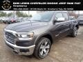 Granite Crystal Metallic 2020 Ram 1500 Laramie Quad Cab 4x4