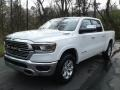 Bright White - 1500 Laramie Crew Cab 4x4 Photo No. 2