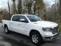 Front 3/4 View of 2020 1500 Laramie Crew Cab 4x4