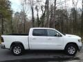 Bright White - 1500 Laramie Crew Cab 4x4 Photo No. 9