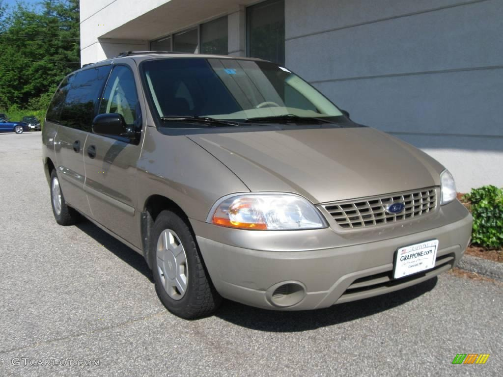 2001 harvest gold metallic ford windstar lx 13615850 gtcarlot com car color galleries gtcarlot com
