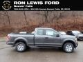 2020 Magnetic Ford F150 XL SuperCab 4x4  photo #1