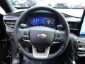 Ebony Steering Wheel Photo for 2020 Ford Explorer #136502365