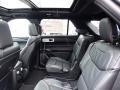Ebony Rear Seat Photo for 2020 Ford Explorer #136504135