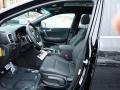 2020 Sportage S AWD Black Interior