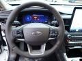 Sandstone Steering Wheel Photo for 2020 Ford Explorer #136522261