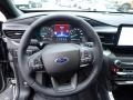 Ebony Steering Wheel Photo for 2020 Ford Explorer #136522819