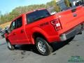 2020 Race Red Ford F150 XLT SuperCrew 4x4  photo #32