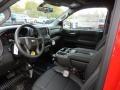 2020 Red Hot Chevrolet Silverado 1500 WT Regular Cab 4x4  photo #7