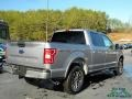 2020 Iconic Silver Ford F150 XLT SuperCrew 4x4  photo #5
