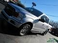 2020 Iconic Silver Ford F150 XLT SuperCrew 4x4  photo #31
