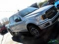 2020 Iconic Silver Ford F150 XLT SuperCrew 4x4  photo #32