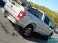 2020 Iconic Silver Ford F150 XLT SuperCrew 4x4  photo #33