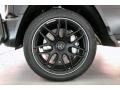 2020 G 63 AMG Wheel