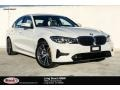 Alpine White 2019 BMW 3 Series 330i Sedan