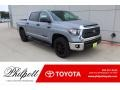 2020 Cement Toyota Tundra TSS Off Road CrewMax 4x4 #136561913