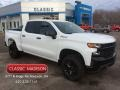 2020 Summit White Chevrolet Silverado 1500 Custom Trail Boss Crew Cab 4x4 #136588914