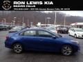 Deep Sea Blue 2020 Kia Forte LXS